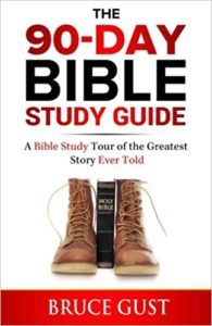 The 90 Day Bible Study Guide Cover