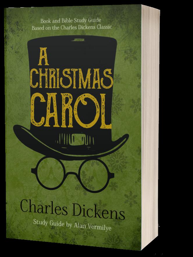 A Christmas Carol Cover 3D