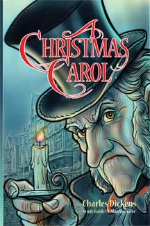 A Christmas Carol Book and Study Guide for Teens