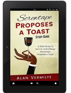Screwtape Proposes a Toast Kindle Cover