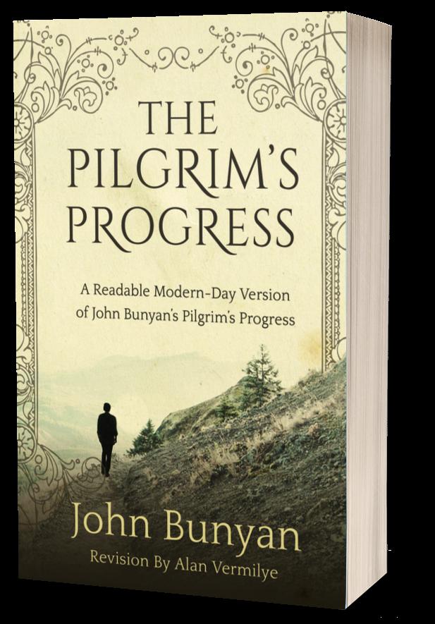 The Pilgrims Progress Cover 3D