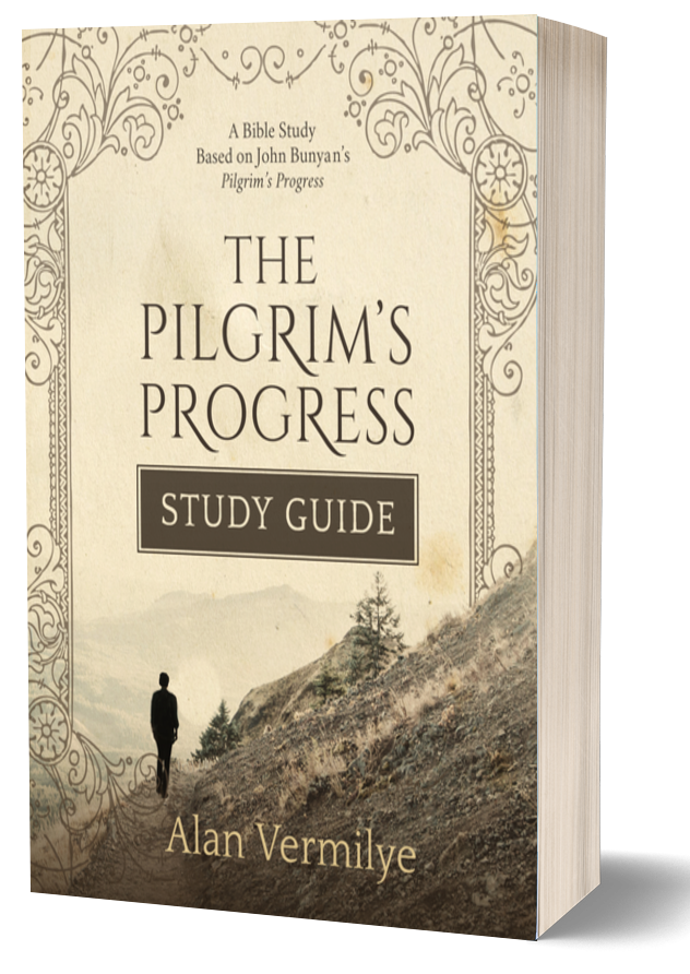 The Pilgrims Progress Study Guide Cover 3D