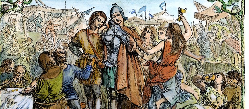Pilgrims Progress Vanity Fair