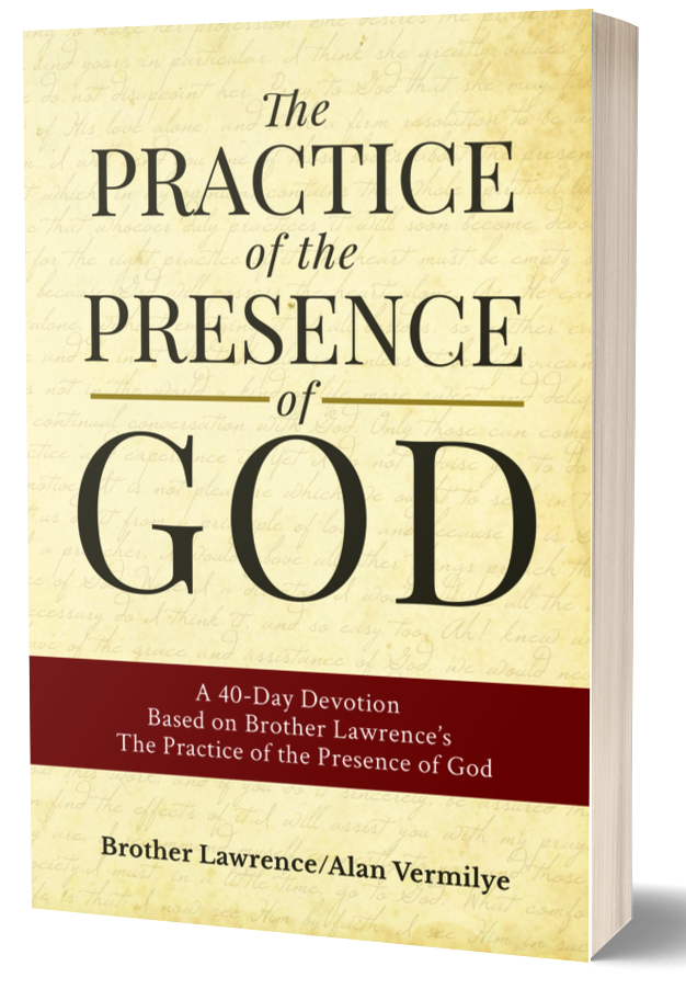The Practice of the Presence of God Cover 3D