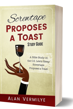 Screwtape Proposes a Toast Cover 3D